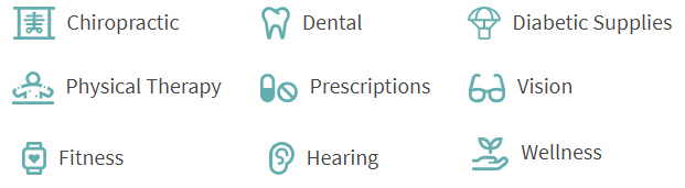dental savings plans logos